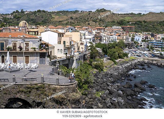 Aci Castello, Catania, Sicily, Italy