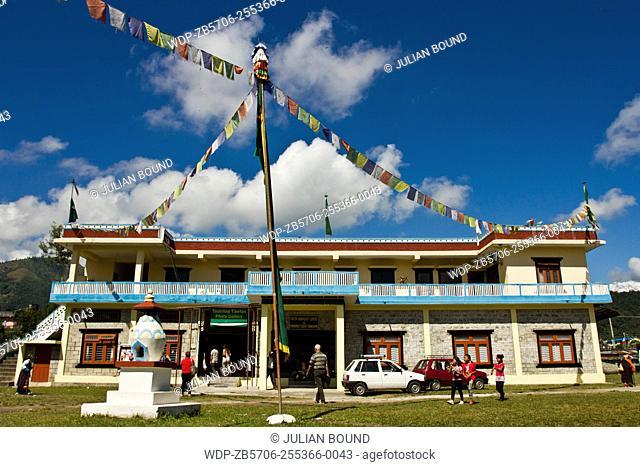 Tashiling Tibetan Refugee camp, Pokhara, Nepal