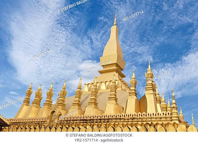 Pha Tat Luang Pha That Luang, Vientiane, Laos