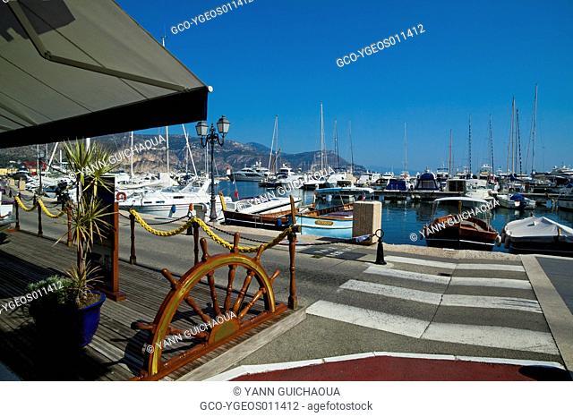 Saint-Jean Cap Ferrat, French Riviera, France