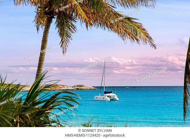 Bahamas, Eleuthera Island, Lighthouse Bay