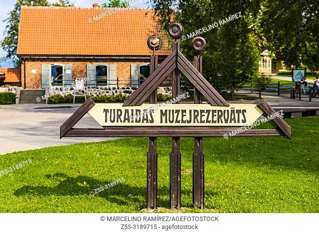 Turaida Museum Reserve, Sigulda, Latvia, Baltic states, Europe