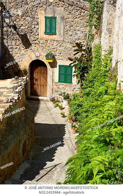 Valldemosa, Majorca, Serra de Tramuntana, World Heritage Site, Balearic Islands, Spain