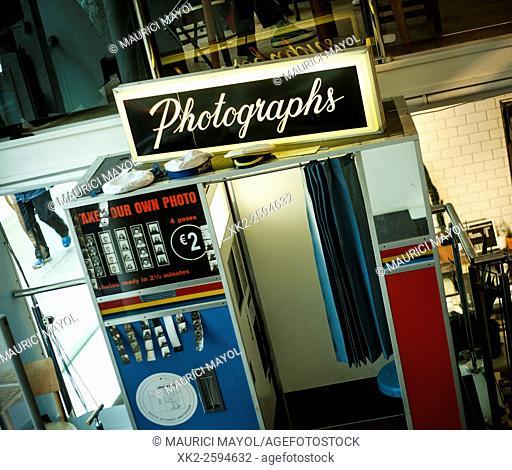 Fotomatón, Photo booth, Instagram Photographs, Amsterdam