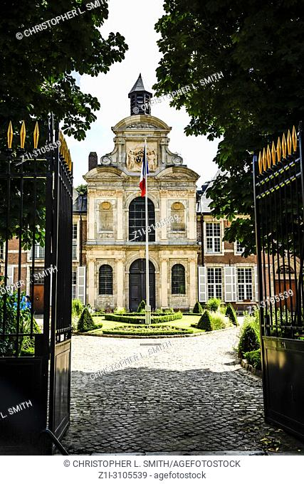 Chapelle du Fort du Reduit in Lille France