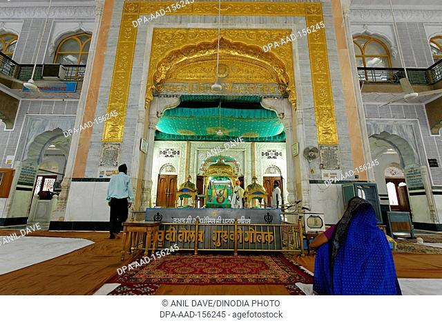 Sikhism ; tenth Guru Govind singh's birthplace ; Patana Sahib ; Patna ; Bihar ; India