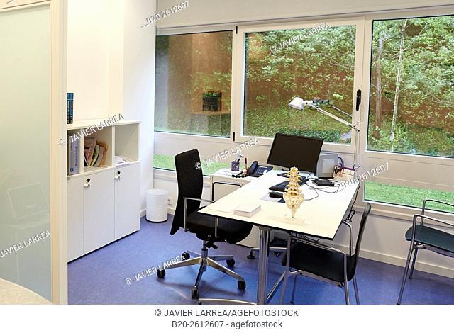 Consultation Traumatology. Hospital. Donostia. San Sebastian. Gipuzkoa. Basque Country. Spain