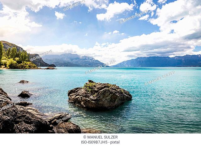 General Carrera Lake, Aysen Region, Chile, South America