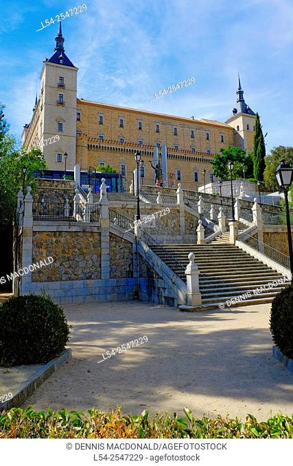Museum Ejercito El Alcazar Toledo Spain ES