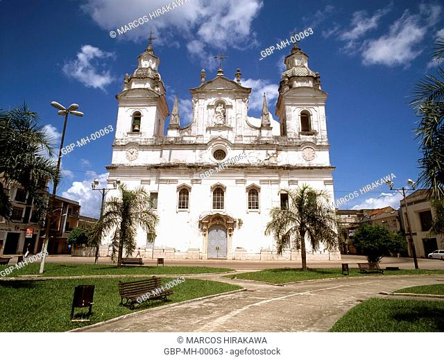 Cathedral of the Cathedral, Praça da Sé, Belém Pará, Brazil