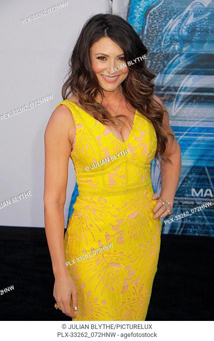 """Cerina Vincent 03/22/2017 """"""""Power Rangers"""""""" Premiere held at the Westwood Village Theater in Westwood, CA Photo by Julian Blythe / HNW / PictureLux"""