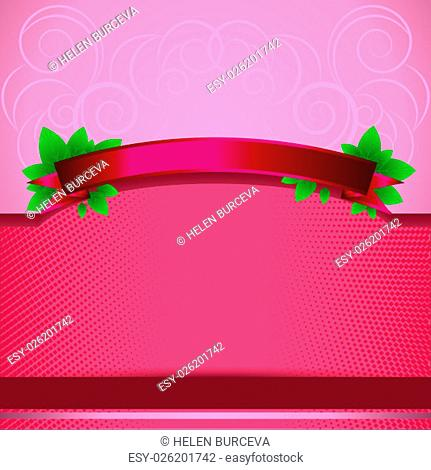 romantic background for your design greeting card, eps 10