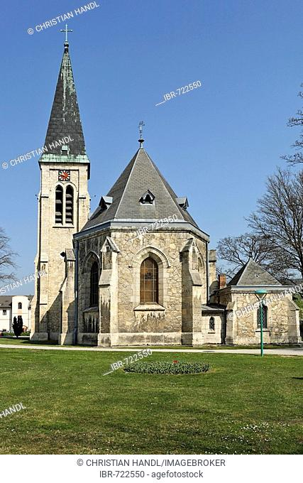 Marienkirche (St. Marys Church), Berndorf, Triestingtal, Lower Austria, Austria, Europe