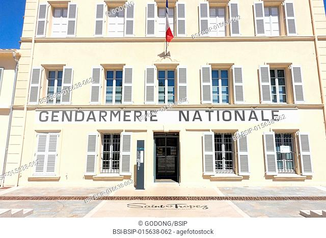 Gendarmerie Nationale of Saint-Tropez