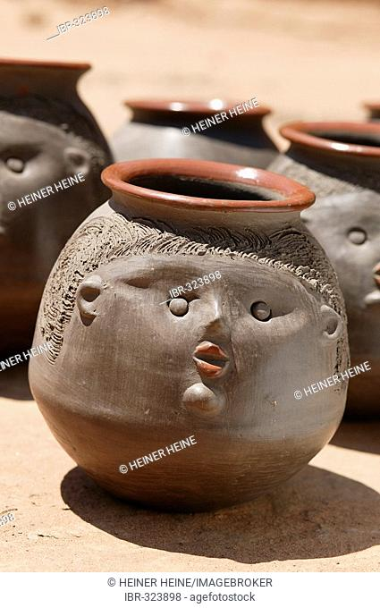 Pottery, Caacupe, Paraguay, south America