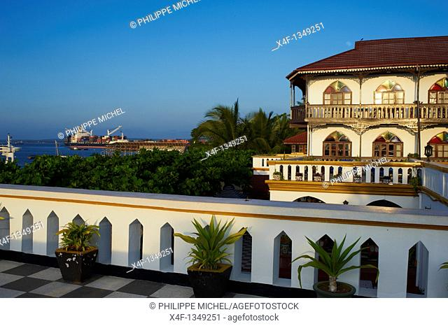 Tanzania, Zanzibar island, Unguja, Stone Town, unesco world heritage, Tembo hotel