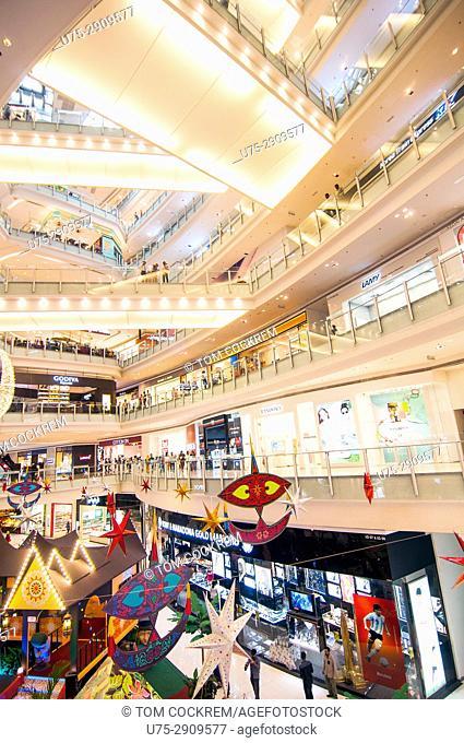 Kuala Lumpur Sentral shopping mall, Jalan Tun Sambanthan 4, Brickfield, Kuala Lumpur