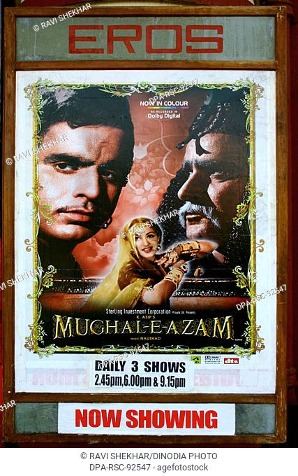 Bollywood ' Mugal-E-Azam ' , Bombay Mumbai , Maharashtra , Indai
