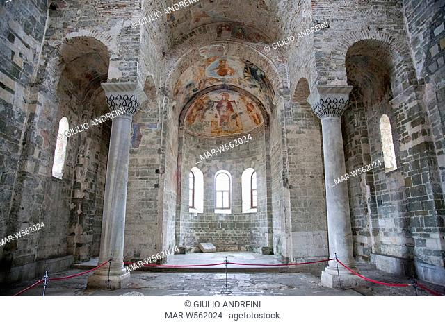 church of hagia sophia, trabzon, turkey