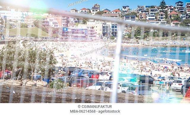 Australia, Sydney, New South Wales, Bondi Beach