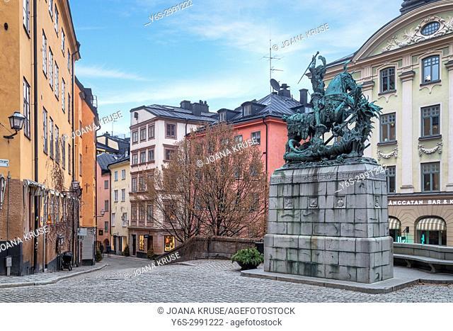 Gamla Stan, Stockholm, Sweden, Europe