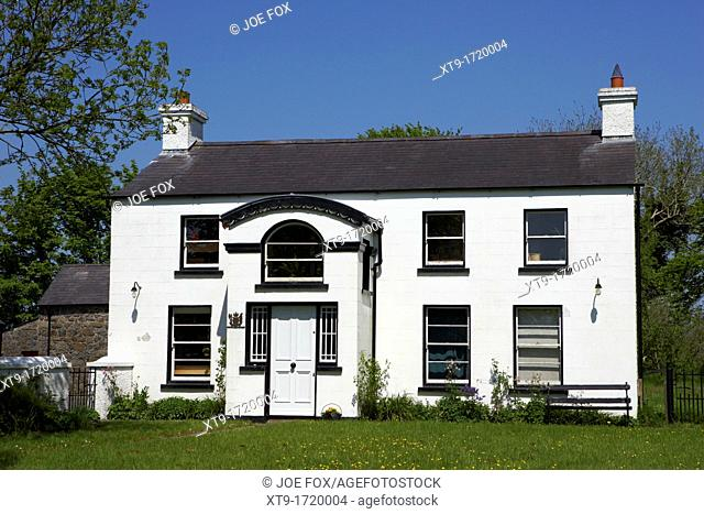 the ballance house glenavy county antrim northern ireland restored birthplace of john ballance prime minister of new zealand 1891-1893