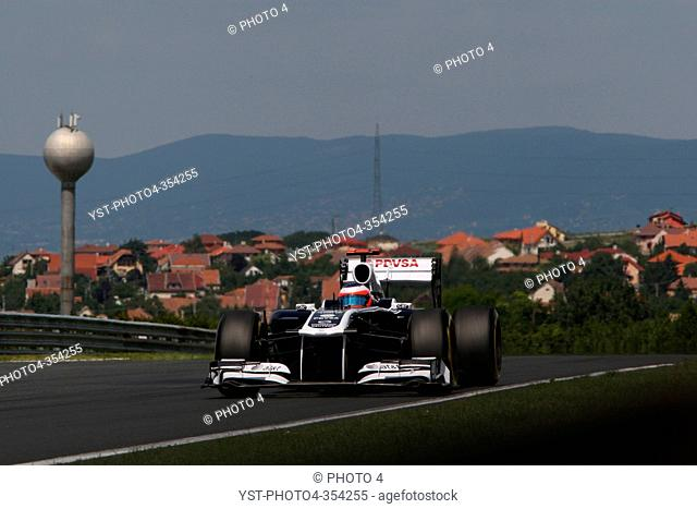 Rubens Barrichello BRA, Williams FW33
