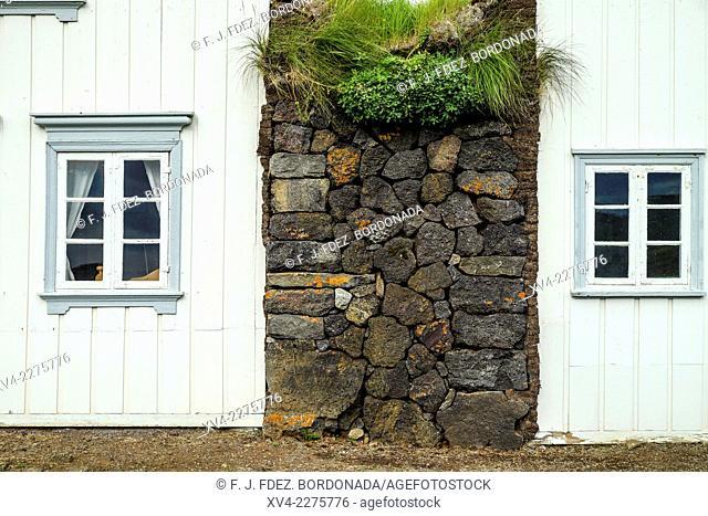 Grenjadarstadur village. Iceland