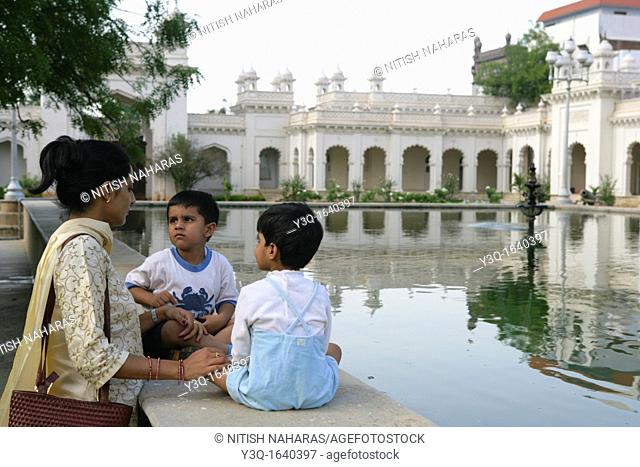 Chowmahalla Palace is held in high esteem by the people of Hyderabad, as it was the seat of the Asaf Jahi dynasty  Nizam family ruled Hyderabad for around 300...