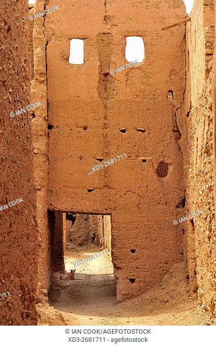 old town, Agdz, Morocco