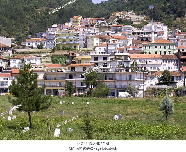 europe, greece, thrace, xanthi province, echinos