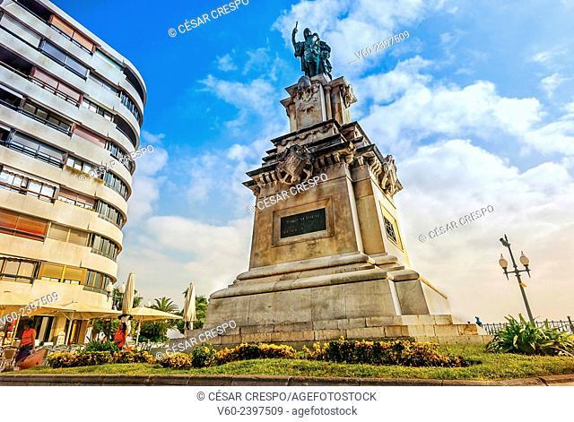-Conqueror Jaume I- Tarragona Catalonia, Spain