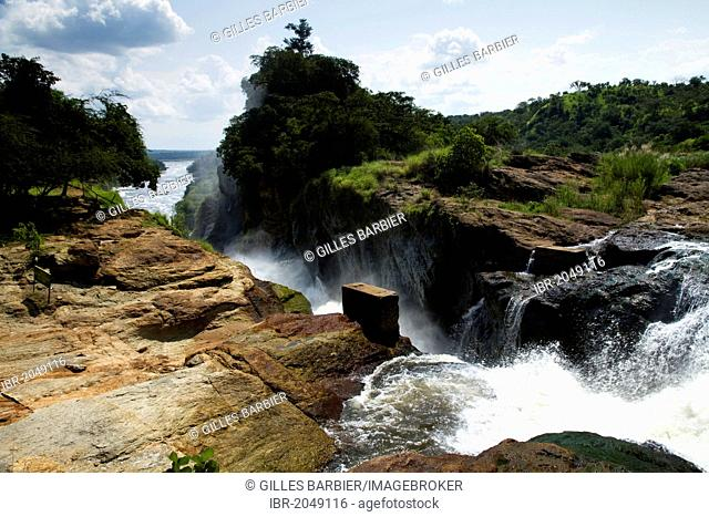 Murchison Falls National Park, North Uganda, Africa