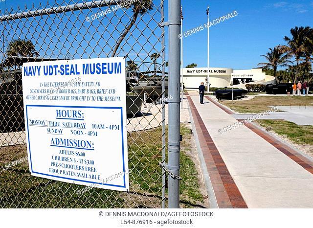 National Navy UDT SEAL Museum Vero Beach Florida USA