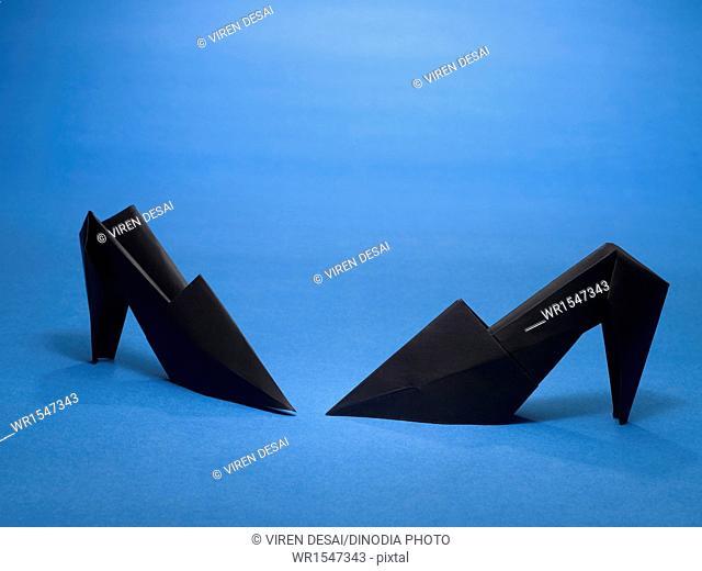 origami shoes India Asia