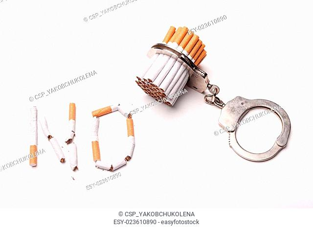 Do not smoke and you will be free