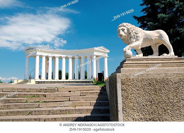 Colonnade, Odessa, Ukraine, Europe