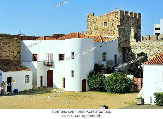 The Castle. Sines, Alentejo region, Portugal