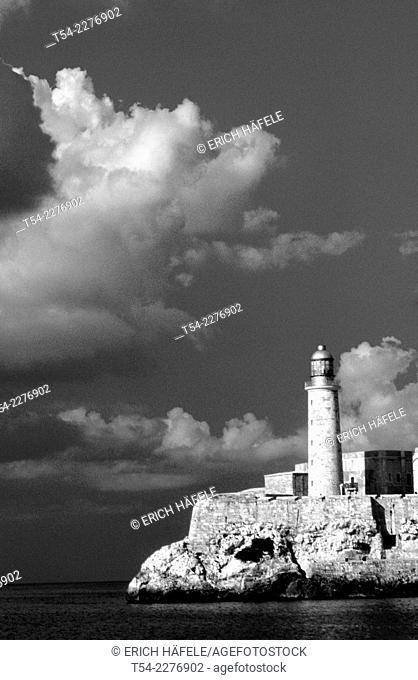Castillo del Morro in Havana, Cuba