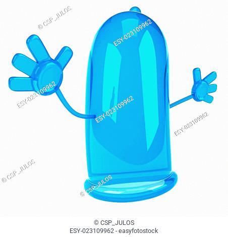 Fun condom
