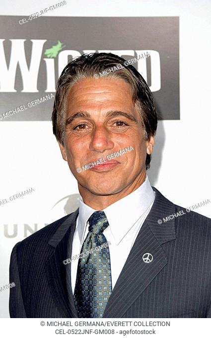 Tony Danza at arrivals for WICKED Opening Night Hosted by Universal Pictures, Pantages Theatre, Los Angeles, CA, June 22, 2005