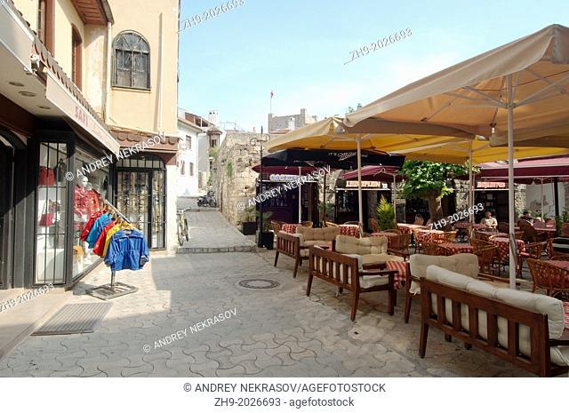 street bars, Marmaris, Mugla Province, Turkey