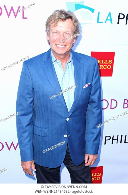 Hollywood Bowl Opening Night and Hall of Fame Inductions Featuring: Nigel Lythgoe Where: Hollywood, California, United States When: 21 Jun 2014 Credit:...