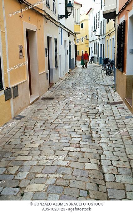 Ciutadella, Minorca, Balearic Islands, Spain