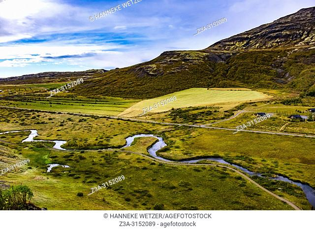 Haukadalur Valley, Southwest Iceland