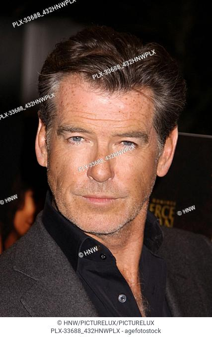 "Pierce Brosnan 03/25/10 """"The Greatest"""" Premiere @ Linwood Dunn, Hollywood Photo by Megumi Torii/HNW / PictureLux (March 25, 2010)"