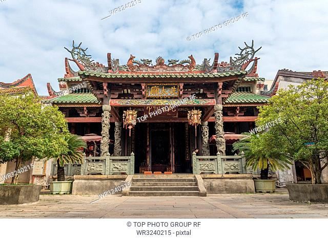 Xian Taimiao; Guangdong;China