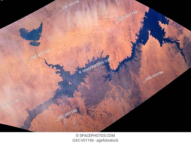 Lake egypt astronaut Stock Photos and Images   age fotostock