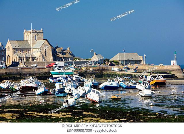 Barfleur, Normandy, France