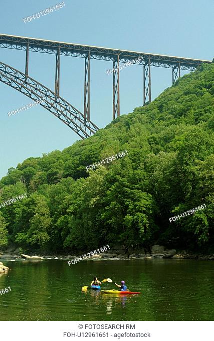 Fayetteville, WV, West Virginia, New River Gorge Bridge